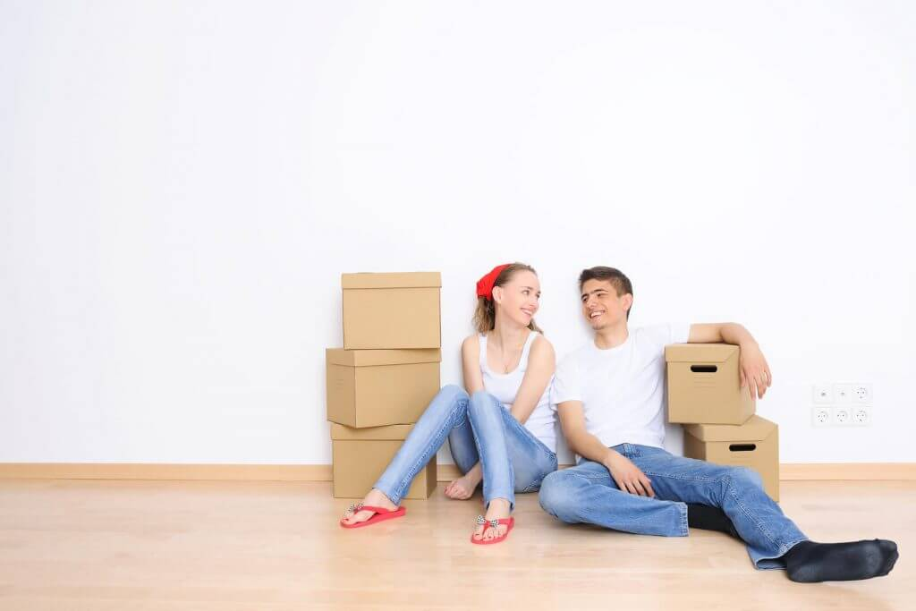 moving as a couple