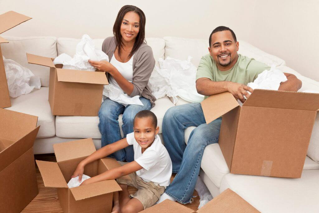 moving as a family
