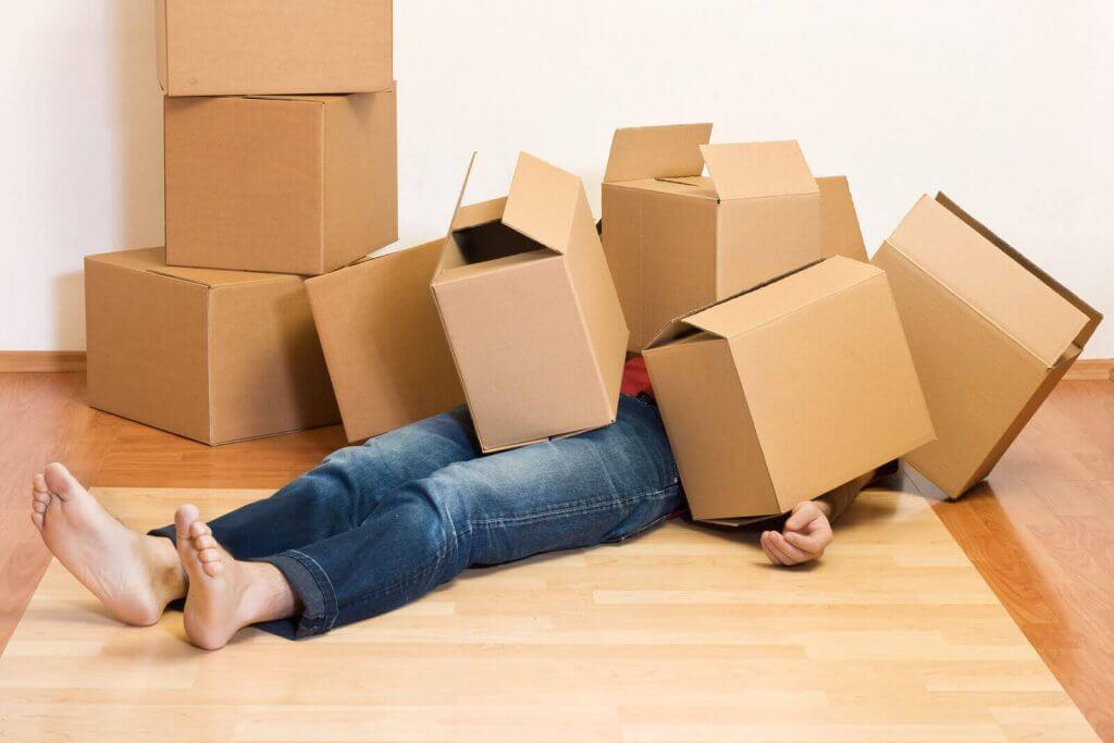 apartment movers arlington tx