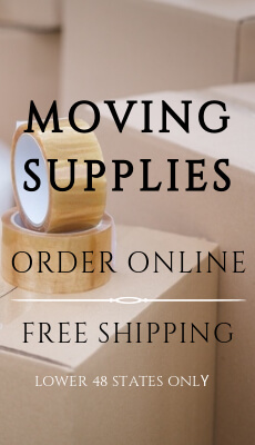 Moving Supplies Order Online