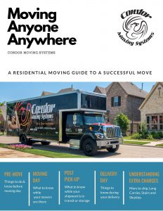 A Residential Moving Guide To A Successful Move