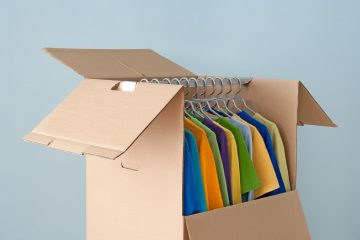Smart Tips for Moving Your Clothes
